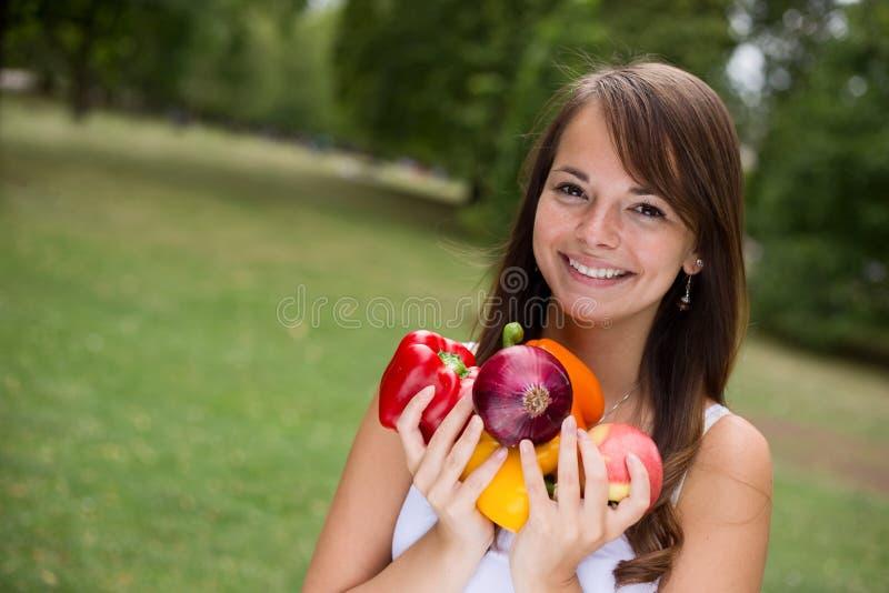 Dieta e nutrition imagens de stock
