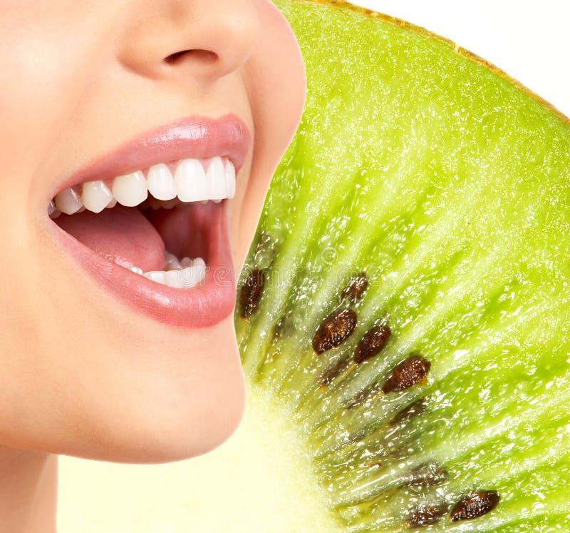 dieta kiwi fotografia stock