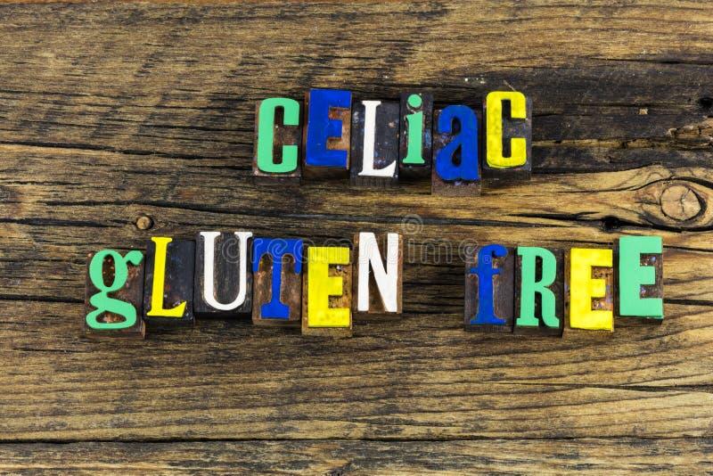 Dieta sana del rabos de colada libre celiaco del gluten fotos de archivo libres de regalías