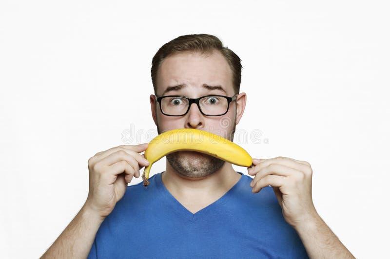 Dieta stupida immagine stock