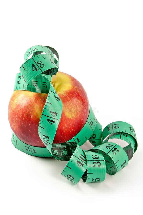 Dietary Feed-apples Royalty Free Stock Photo