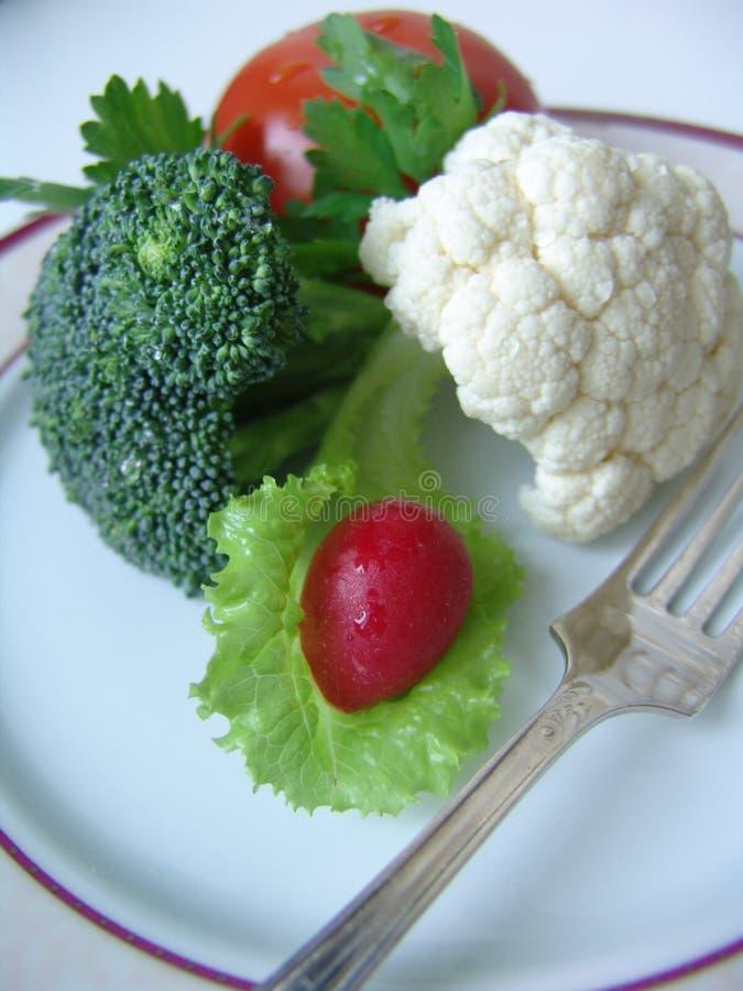dietetyczne jedzenie obraz stock