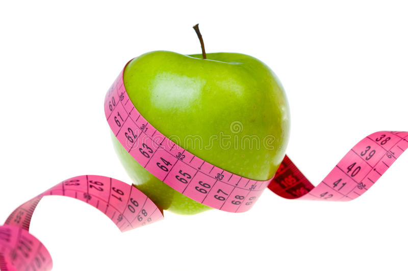Download Dieting stock image. Image of curve, food, healthy, white - 10697923
