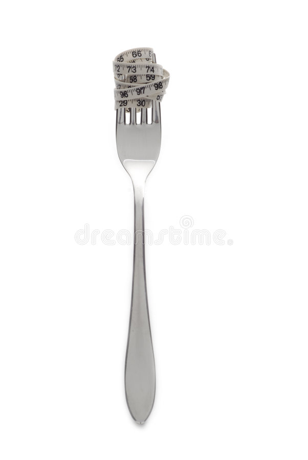 Dieting II royalty free stock images
