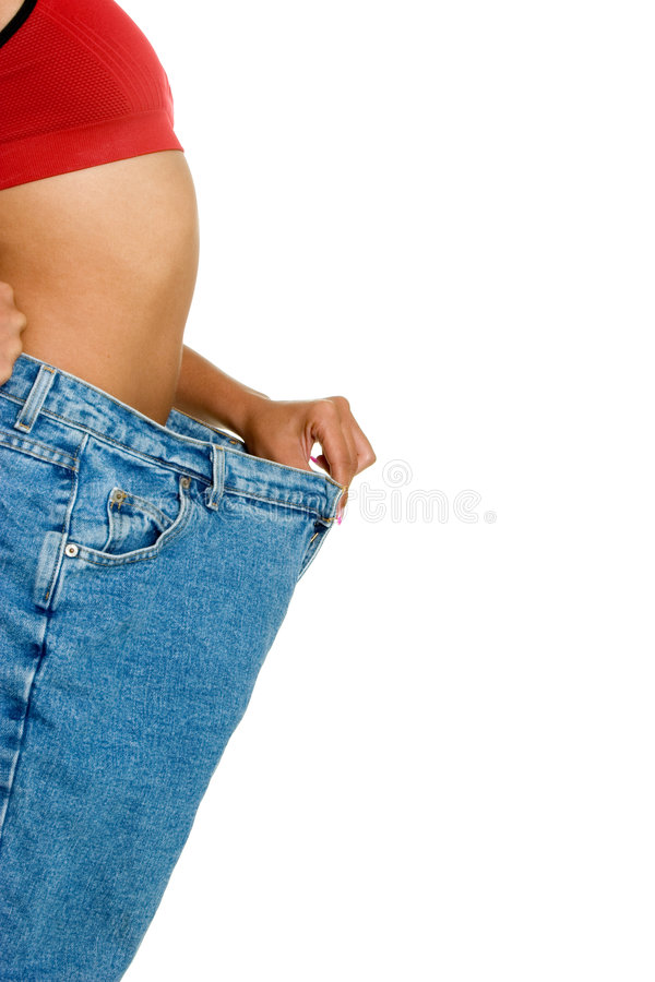 Download Dieting Woman stock image. Image of lose, successful, lost - 5323183