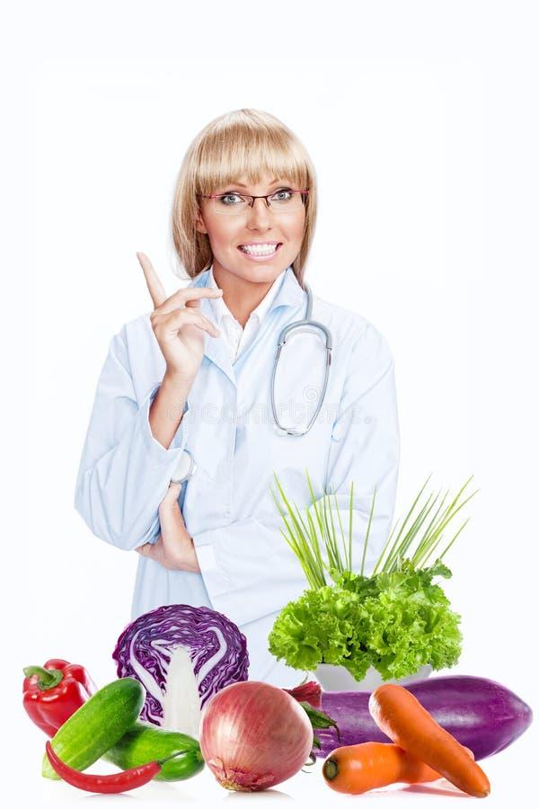 Dietologist obraz royalty free