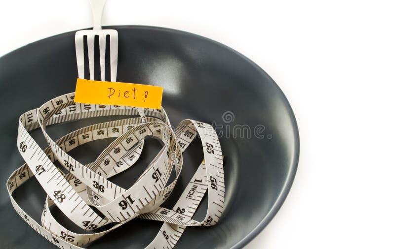 Diety jedzenia pojęcie. obrazy stock