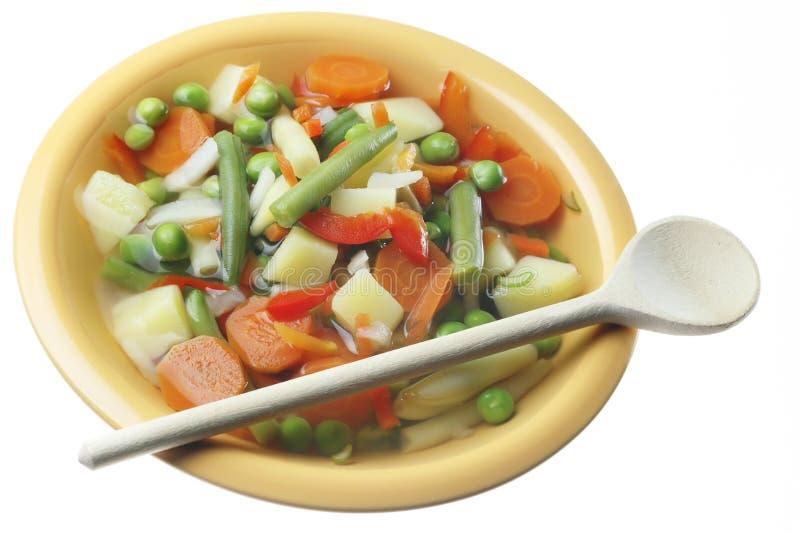 diety polewki warzywo obrazy stock
