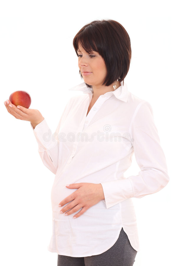 diety w ciąży obraz royalty free