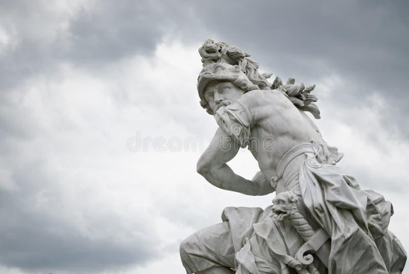 Dieu de guerre - Mars photos libres de droits