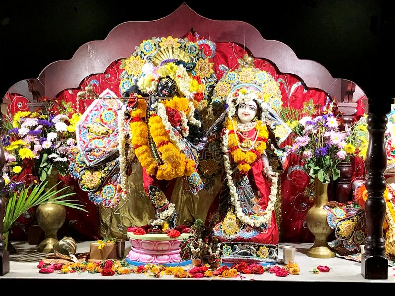 Download Dieu Et Déesse Indous Radha Krishna Image stock éditorial - Image du diction, cannelure: 87703649