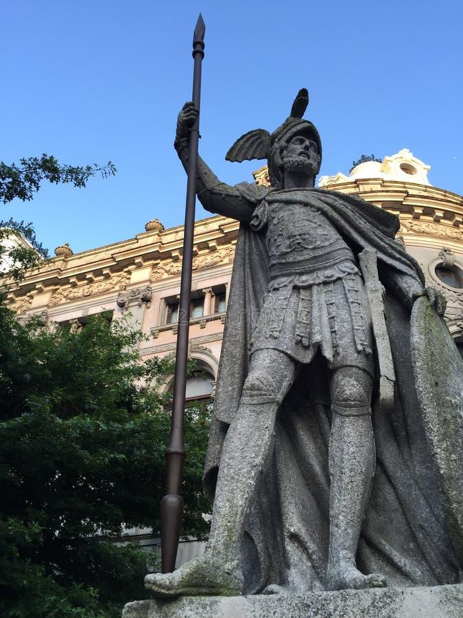 Dieu grec du Portugal photos stock