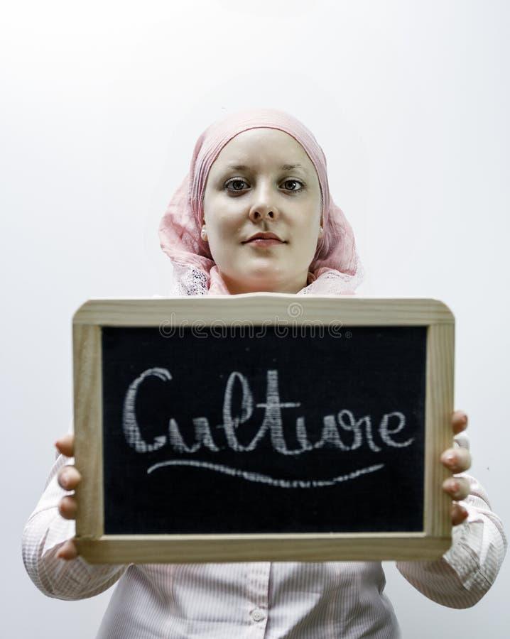 Différence de culture photos libres de droits