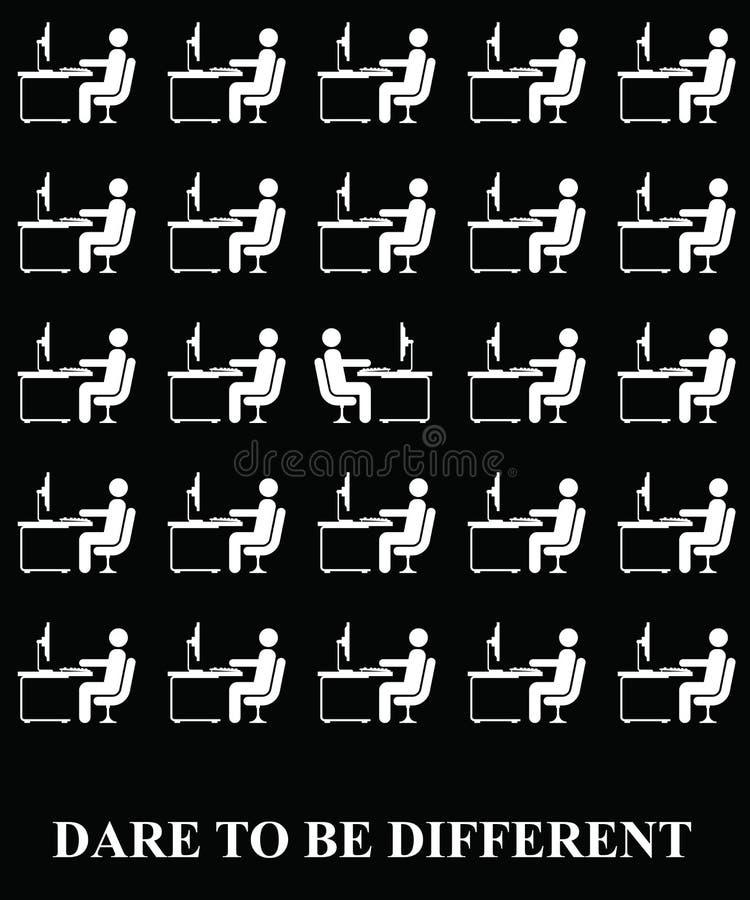 Différent illustration de vecteur