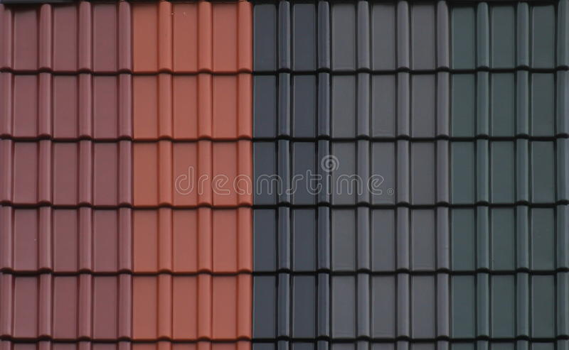 diff rentes tuiles de toit image stock image du datte 44519085. Black Bedroom Furniture Sets. Home Design Ideas
