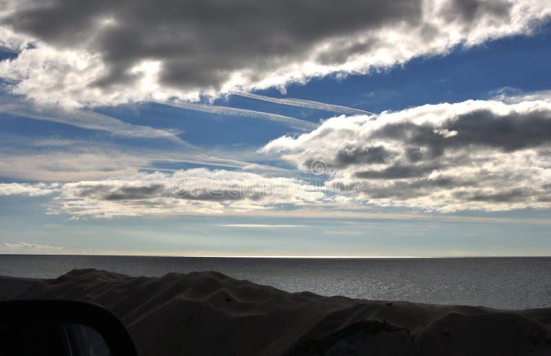 Différents nuages photos stock