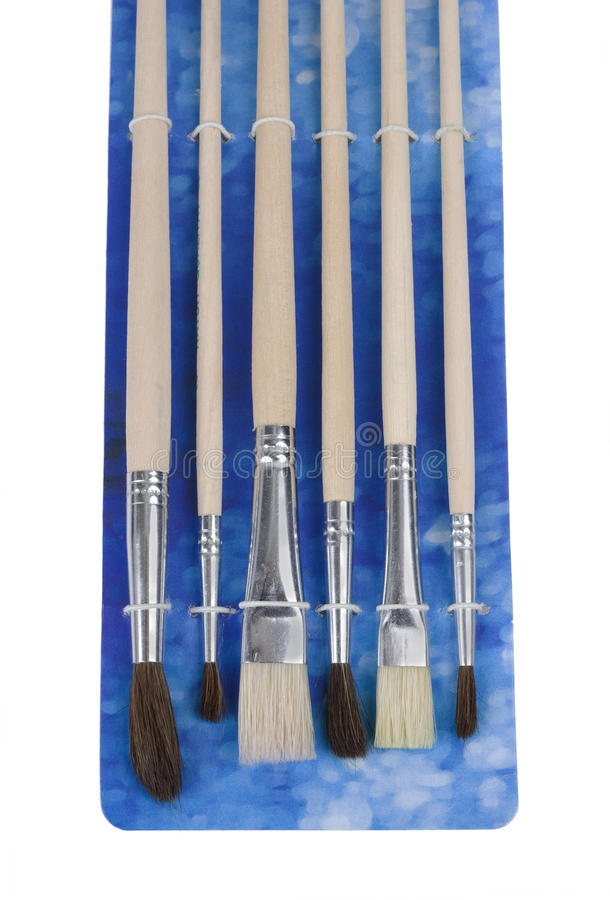 Different art brushes