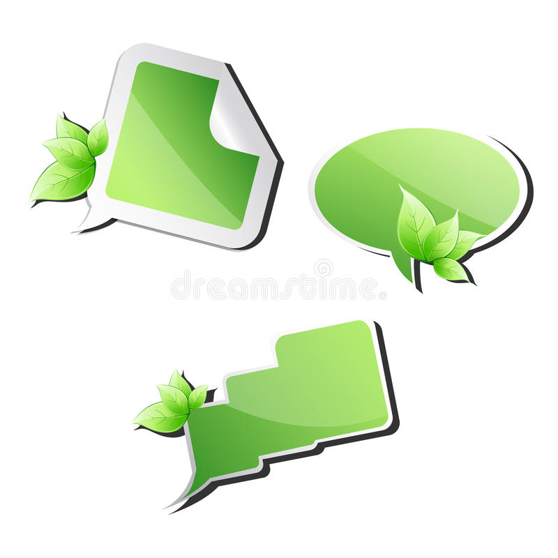 Download Different dialogue bubbles stock vector. Illustration of dialog - 17549220