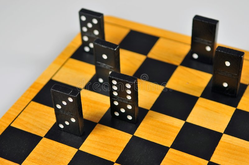 Different game royalty free stock image