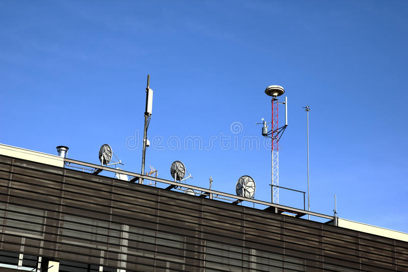 Download Different Kinds Of Antennas Stock Photo - Image: 23756184