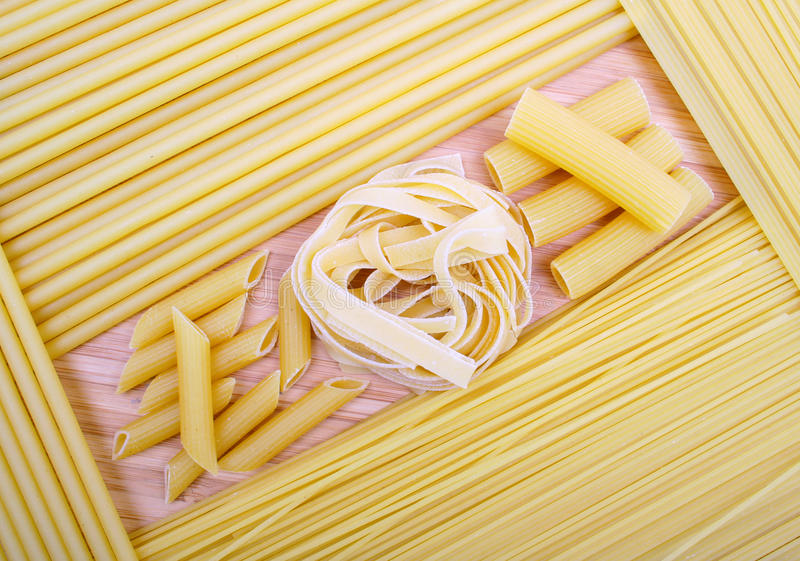 Download Different Kinds Of Italian Pasta Stock Image - Image: 20133693