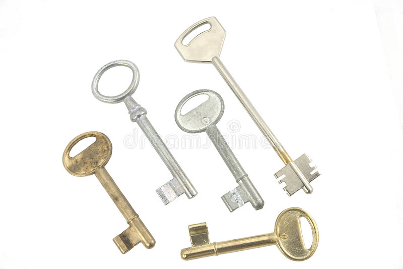 Download Different Kinds Of Keys Royalty Free Stock Images - Image: 821349