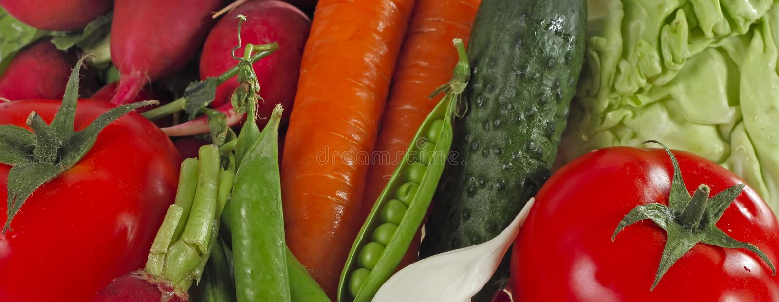 Different raw vegetables background.Healthy eating. royalty free stock photos