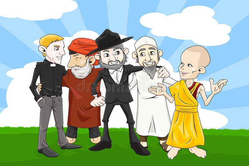 Download Different Religion People Stock Photography - Image: 29546942