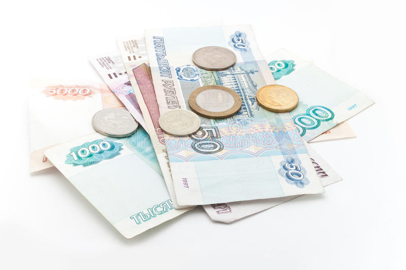 Different Russian money