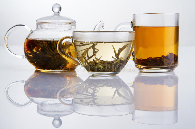 Download Different sorts of tea stock photo. Image of health, china - 18709700