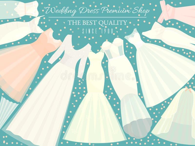Wedding Dress Body Type Stock Illustrations 125 Wedding Dress