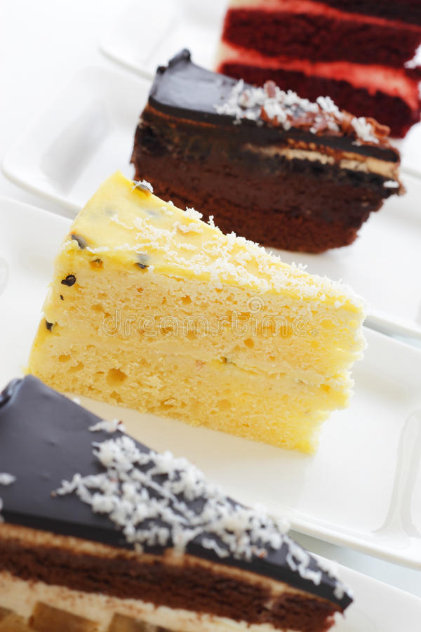 Download Different types of cakes stock photo. Image of cheesecake - 32574796