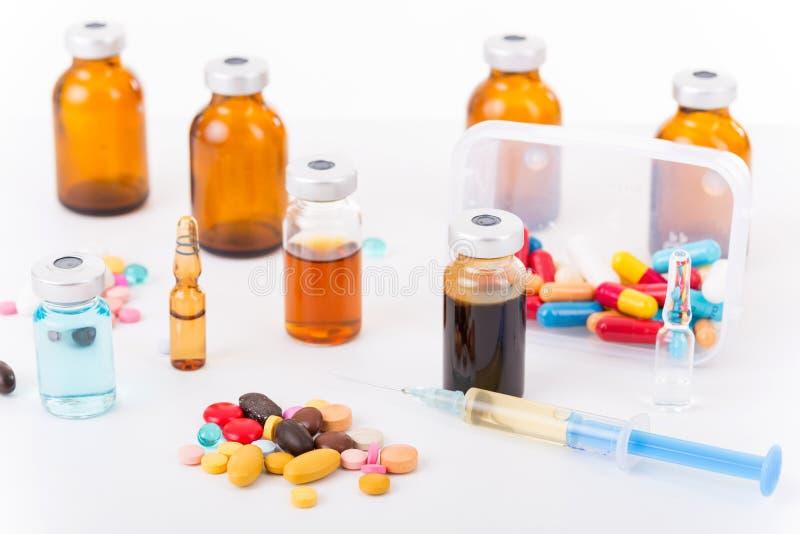 Drugs royalty free stock photos