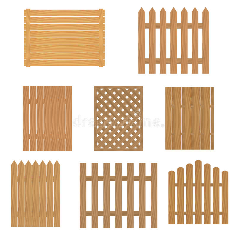 Different Types Of Wooden Fence Fence Of Wood For Your