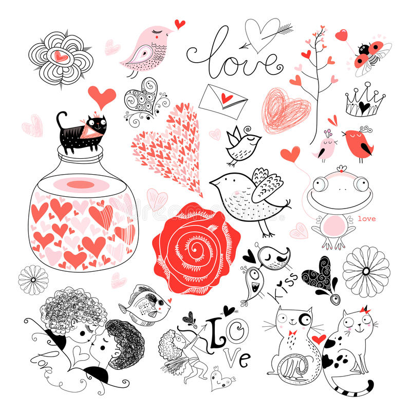 Download Different For Valentines Day Stock Photography - Image: 28771172