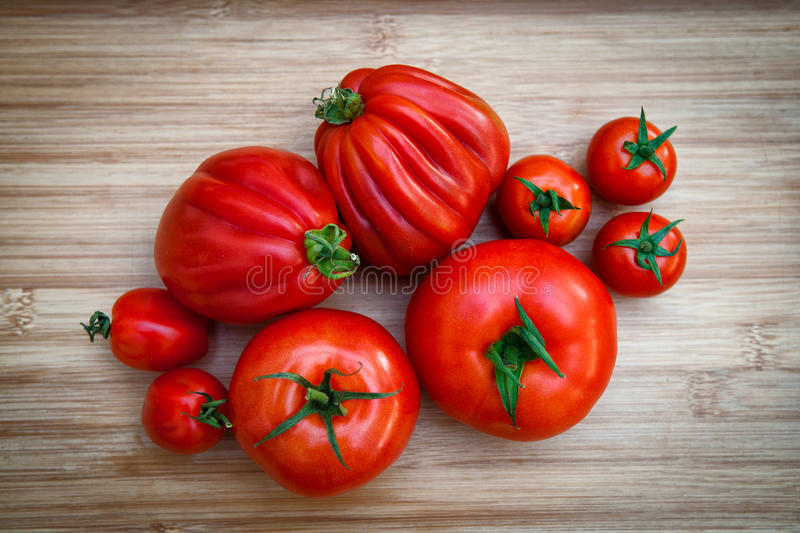 Download Different Varieties Of Tomatoes Stock Image - Image: 19725891