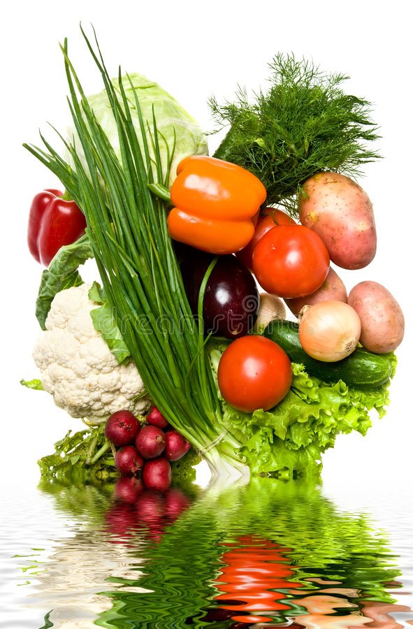 Free Different Vegetables Stock Images - 5958444