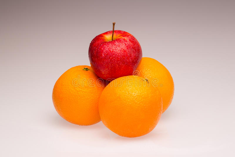 Differentiation Stock Image Image Of Standout Apple 39790161
