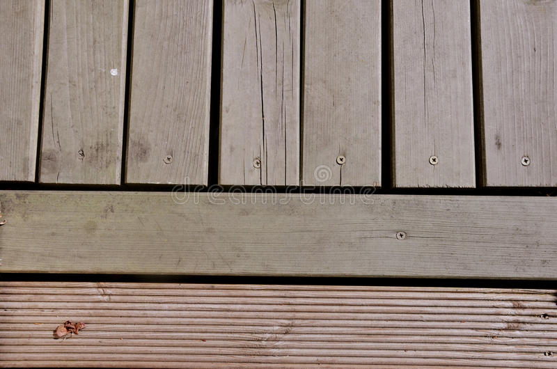 Differently sortet plank pattern. Picture which contains planks which are sorted in different whys which makes this picture so special stock photography