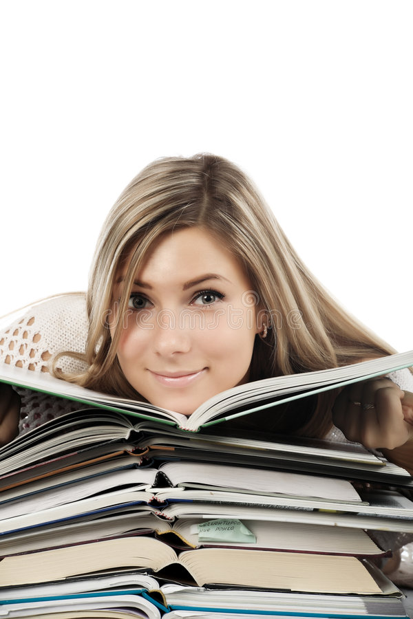 Download Difficult lesson stock photo. Image of mind, education - 8098566
