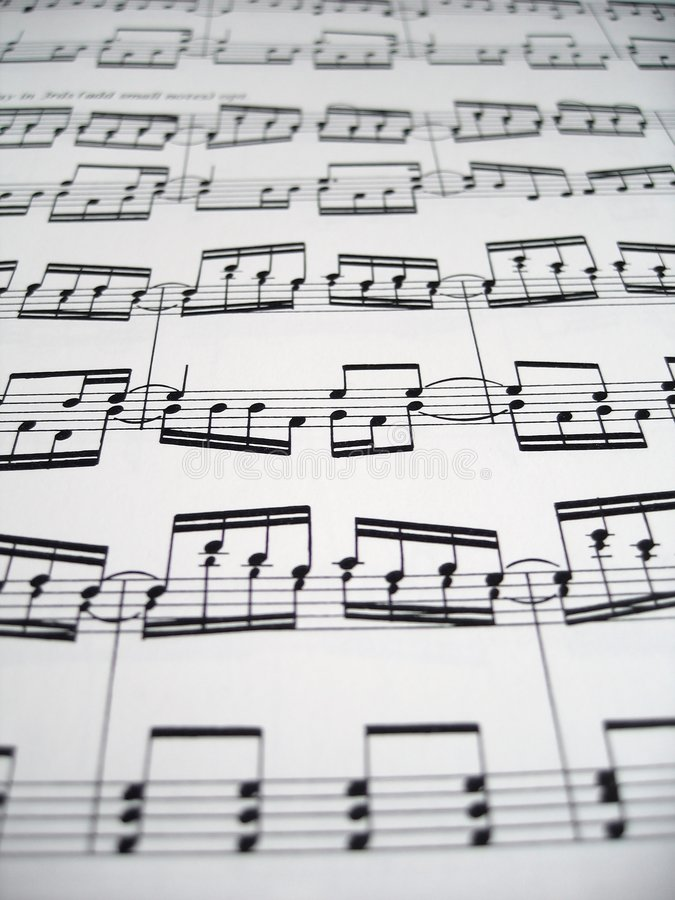 Download Difficult Music Stock Image - Image: 2251531