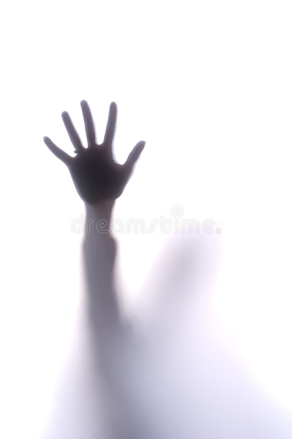 Download Diffused Silhouette Of A Woman Stock Photos - Image: 8832033