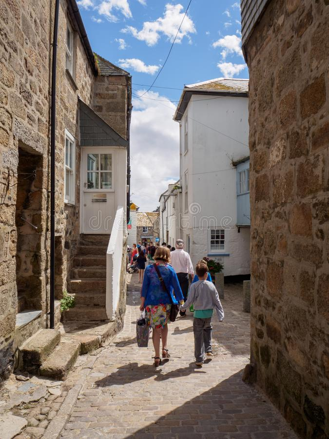 Digey St Ives стоковое изображение rf