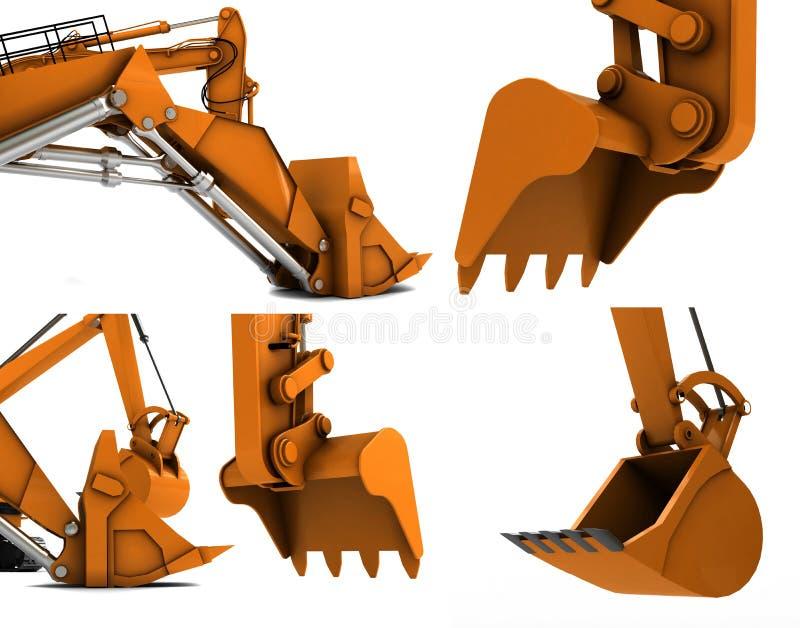 digger σέσουλα απεικόνιση αποθεμάτων