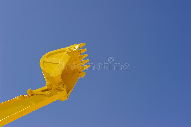 Digger Shovel Royalty Free Stock Image