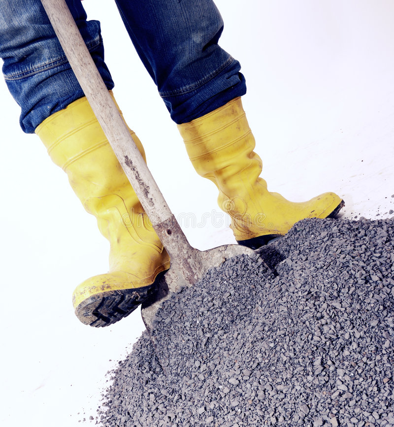 Digging stock images
