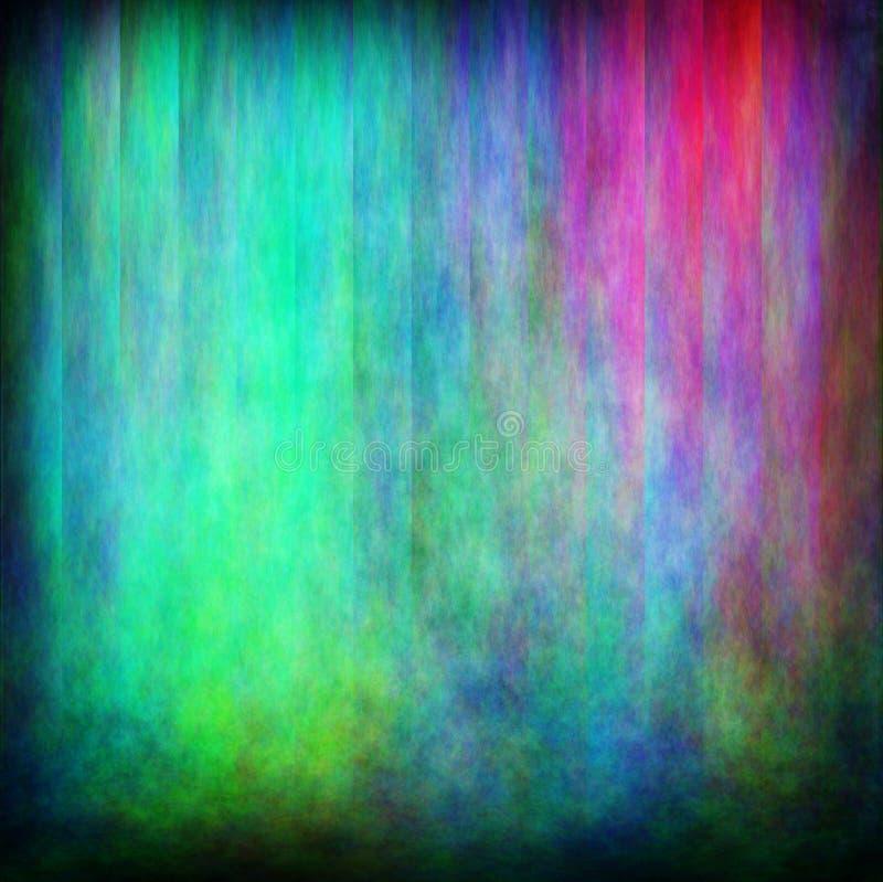 Digitaal ontwerp van multicolored textuur stock illustratie