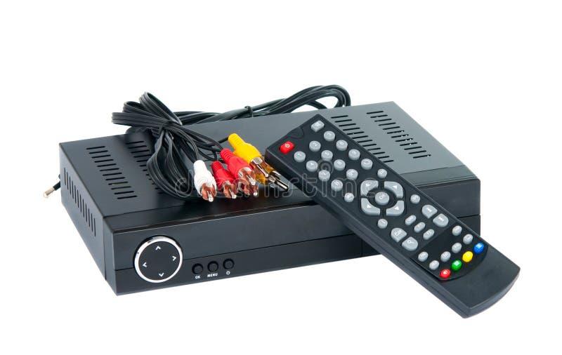 Digitahi TV immagini stock libere da diritti