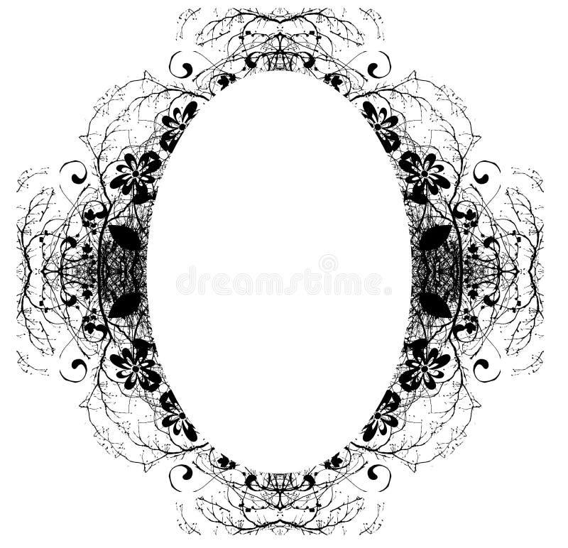 digital abstrakt dekorativ design arkivfoton