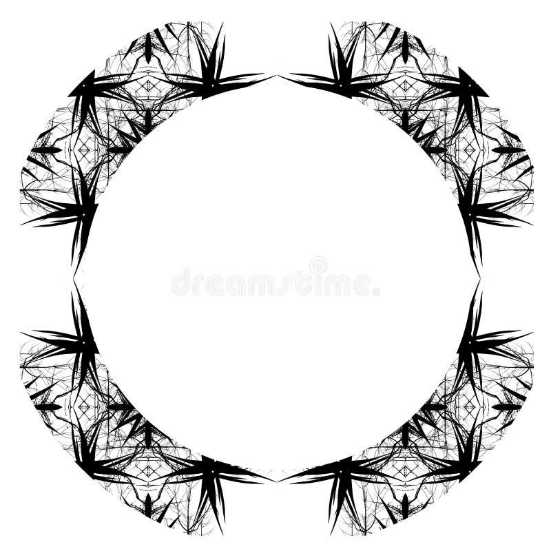 digital abstrakt dekorativ design royaltyfri fotografi